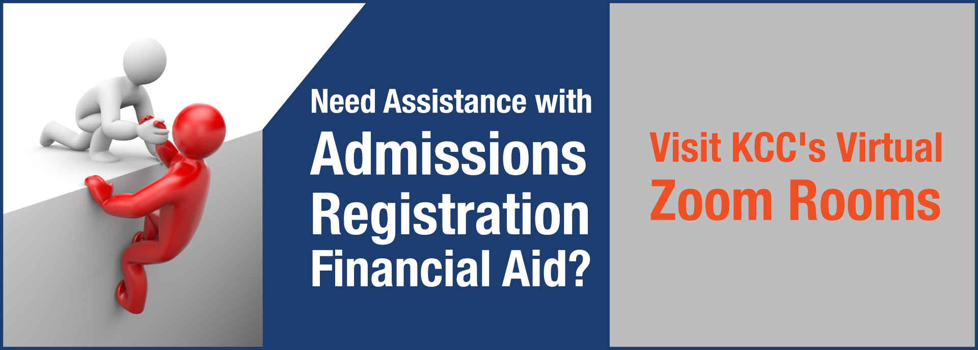 Need Assistance with Admissions, Registration, Financial Aid and more?
